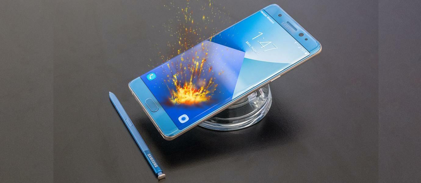 Cegah Galaxy Note 7 Meledak Lagi, Ini Solusi Sementara Samsung