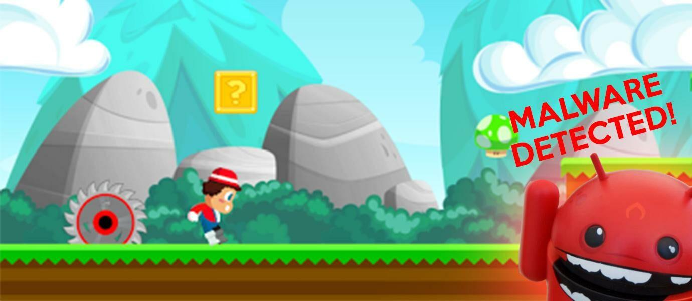Bahaya! Super Mario Run Palsu Bawa Malware di Android