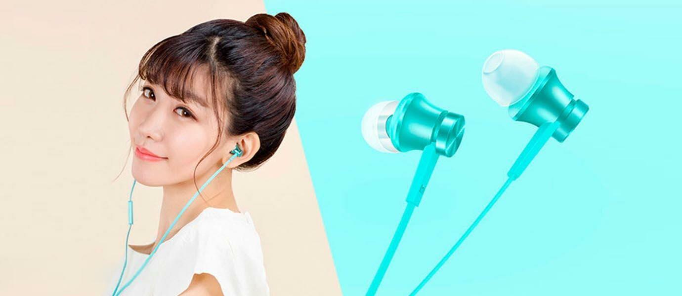 Xiaomi Piston Fresh Earphone Canggih Harga Cuma Rp 50 Ribuan