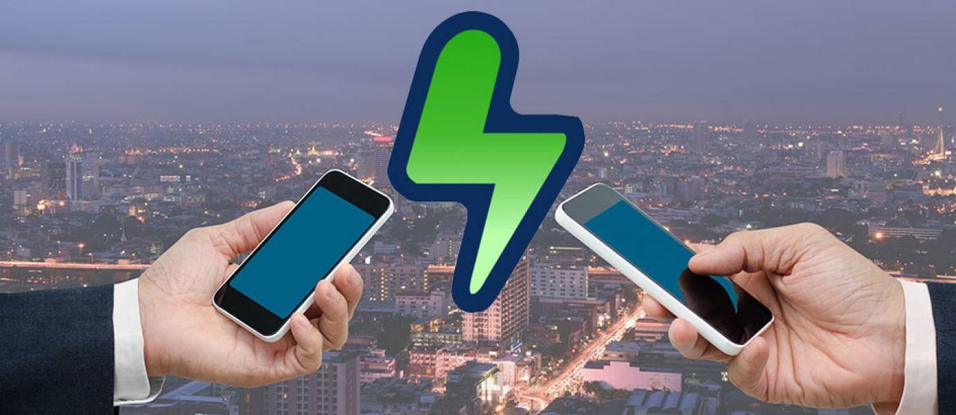 Bukan Cuma Internet, Hotspot Juga Dapat Berbagi Daya Baterai Smartphone