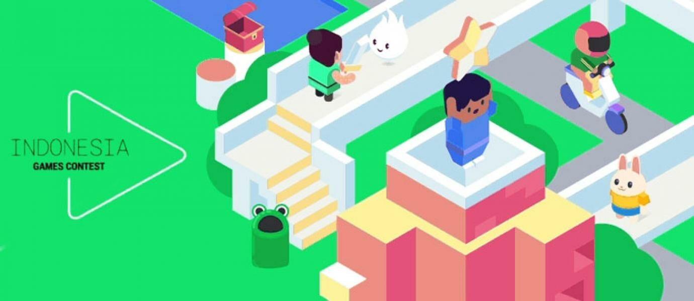 Juarai Google Indonesia Games Contest, Inilah 3 Game Lokal Terbaik di Indonesia