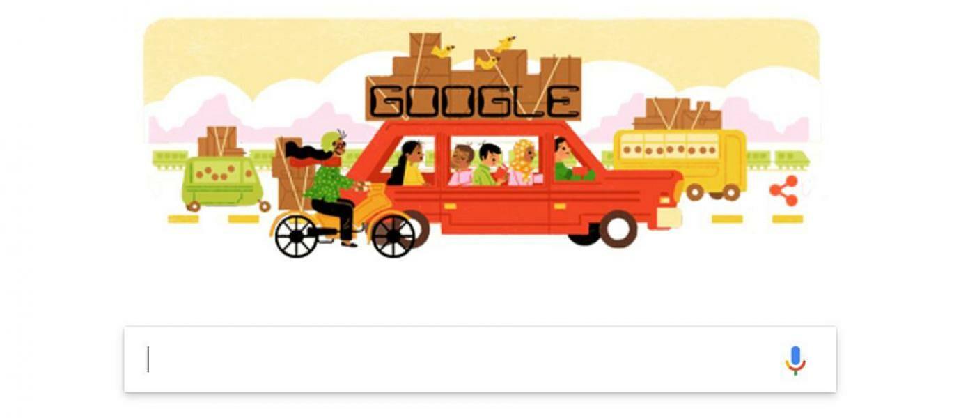 Wow! Google Ikut Rayakan Tradisi Mudik 2017