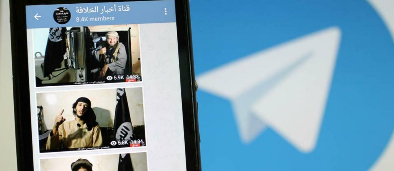 Berkat Indonesia, Telegram Blokir Semua Channel Teroris!