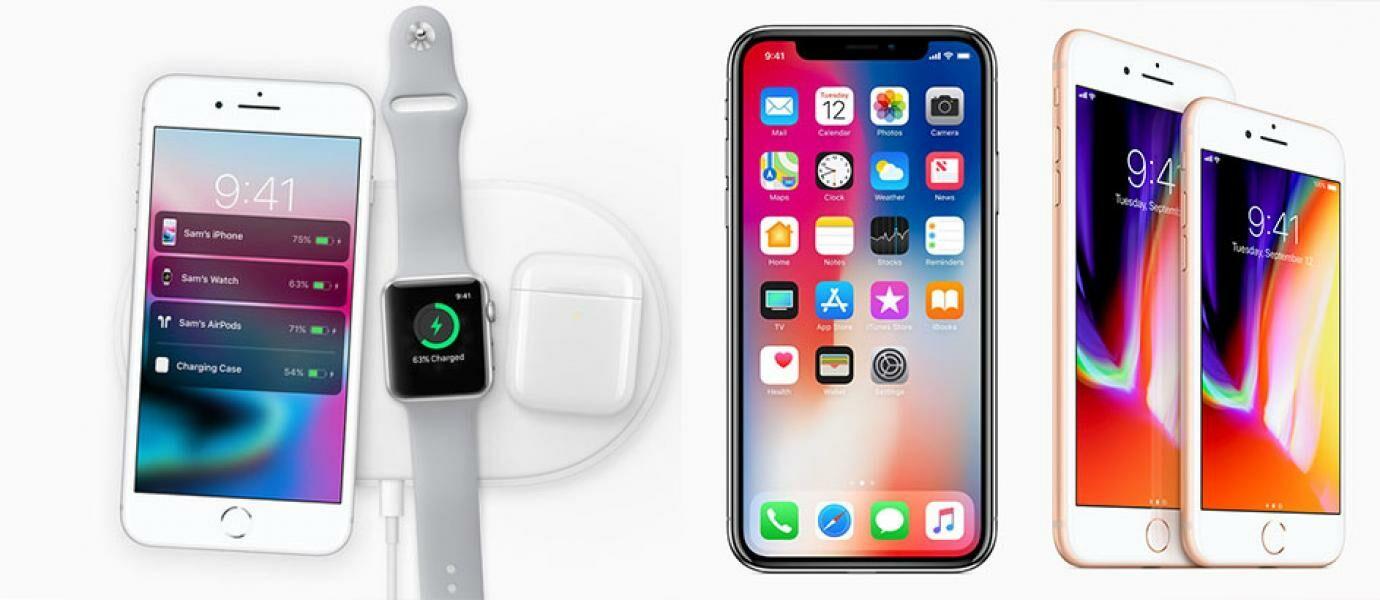 RESMI! Ini Segala Kelebihan Apple iPhone 8 dan iPhone 8 Plus