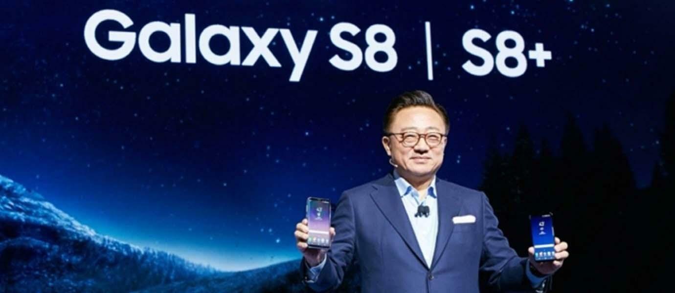 CEO Samsung Tantang iPhone X dengan Smartphone Layar Lipat Pertama, Samsung Galaxy X