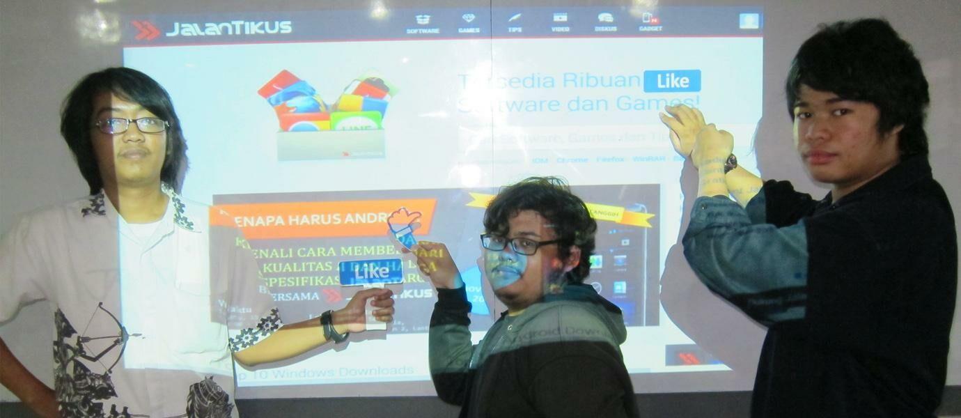 Pengumuman Peserta yang Ikut Event JalanTikus di Kantor Google