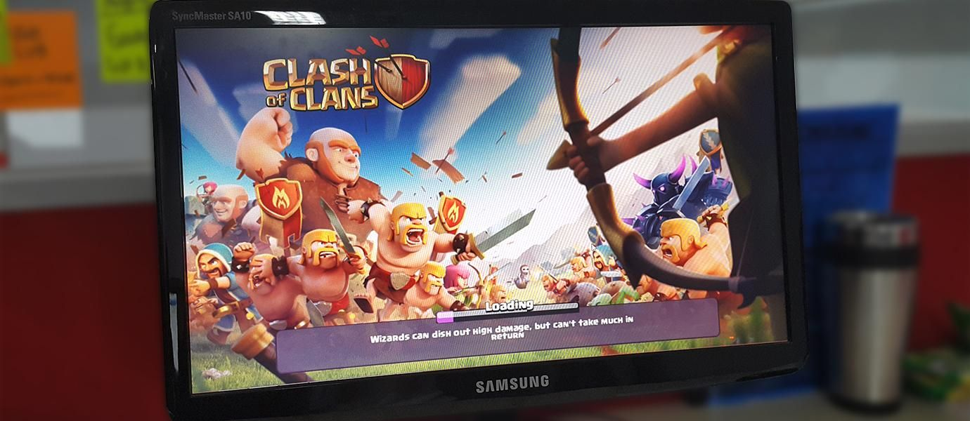 Cara Bermain Clash of Clans di PC (Tanpa Emulator)