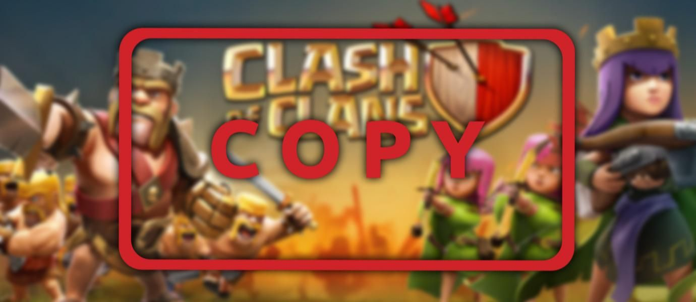 5 Game Android Keren 'Peniru' Clash of Clans