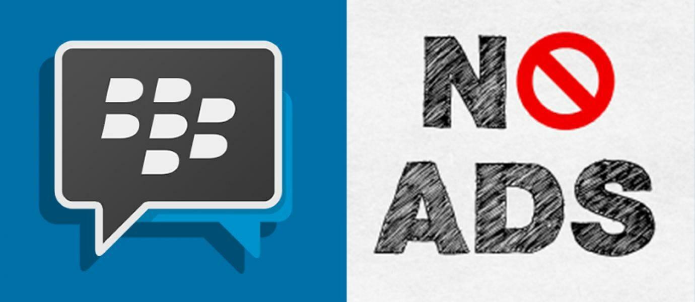Cara Menghilangkan Iklan di BBM Android GRATIS Tanpa Root