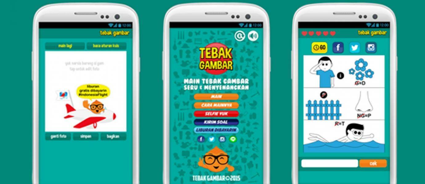 Kunci Jawaban TERBARU Game TEBAK GAMBAR Android : part 2