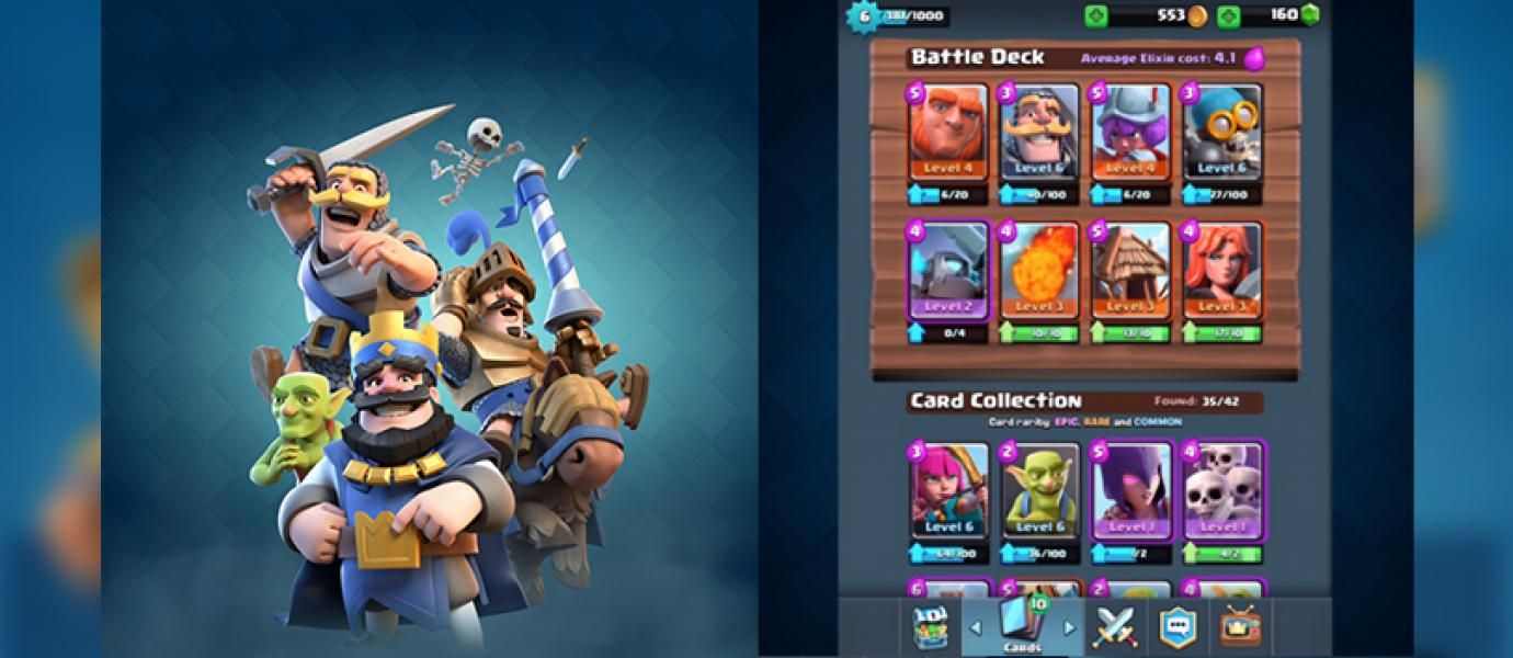 Update Terbaru Clash Royale 19 Februari 2016