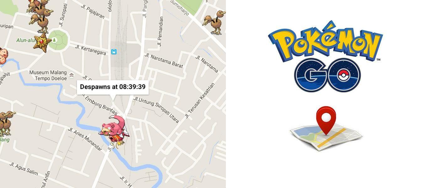 3 Situs dan Aplikasi Pencari Pokemon Alternatif PokeVision