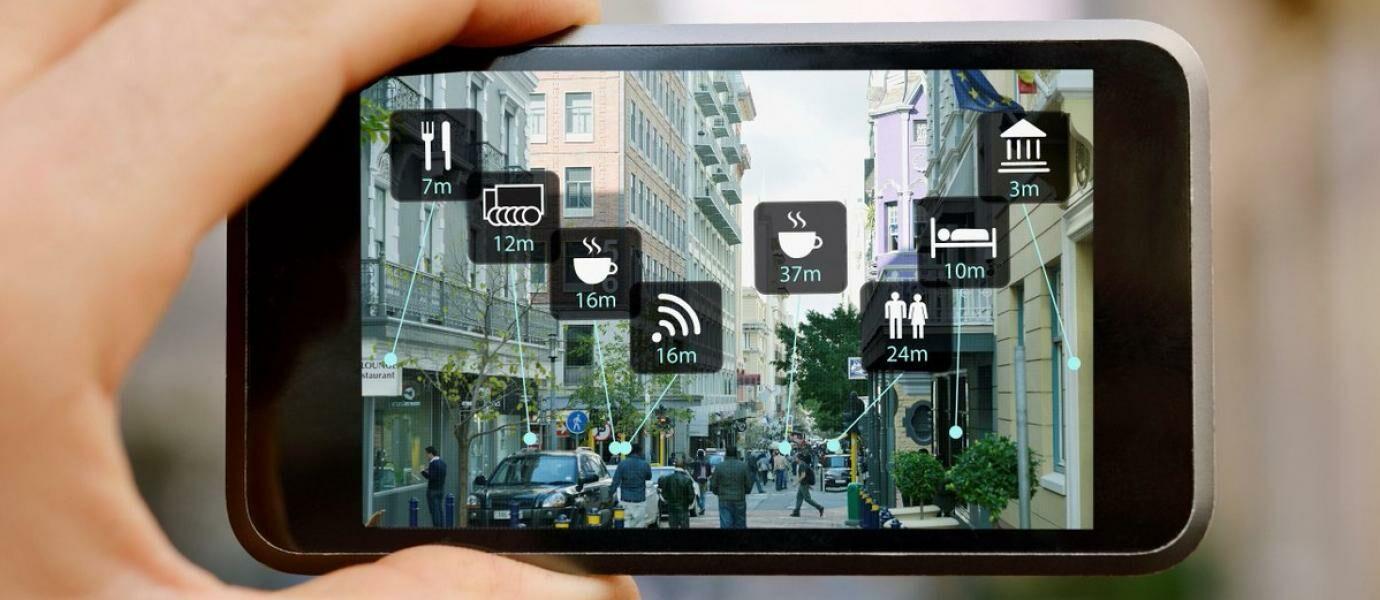 10 Aplikasi Augmented Reality AR Di Android Dan IOS Terbaik