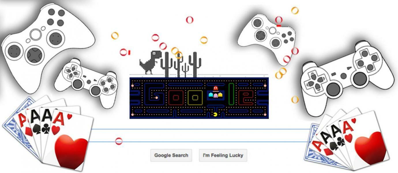 Ssst, Ini 6 Game Tersembunyi Milik Google