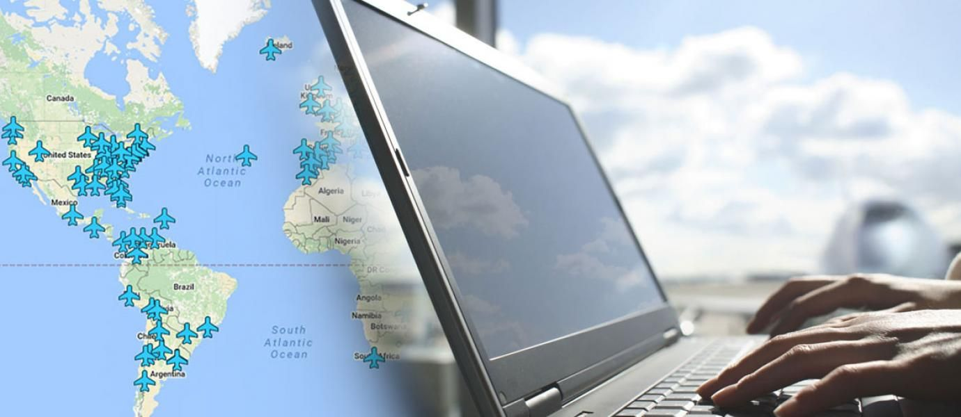 Cara Mudah Mengetahui Password WiFi Seluruh Bandara di Dunia