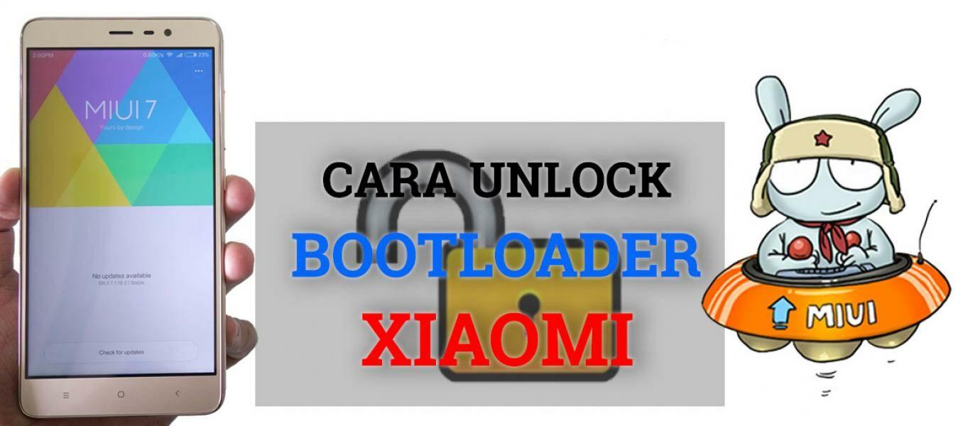 Cara Mudah Unlock Bootloader Semua Smartphone Xiaomi - JalanTikus.com