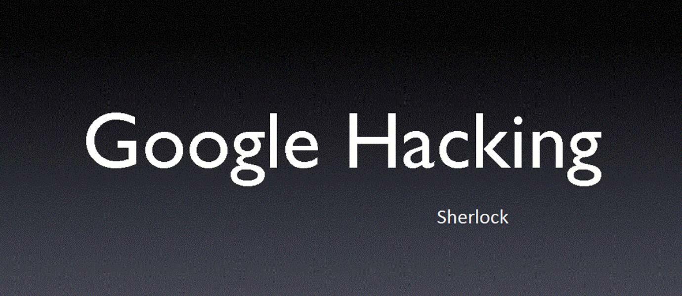 Cara Menggunakan Google Search Untuk Hacking