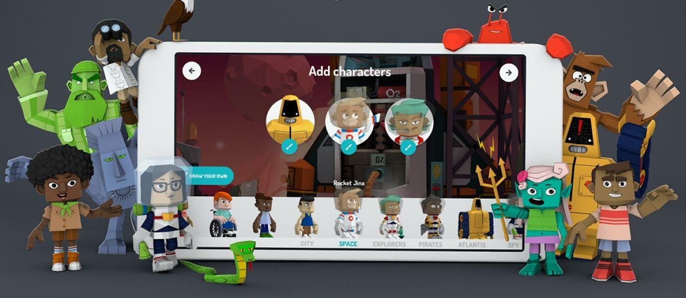 Begini Cara Membuat Film Kartun 3D Di Android Yang Kreatif