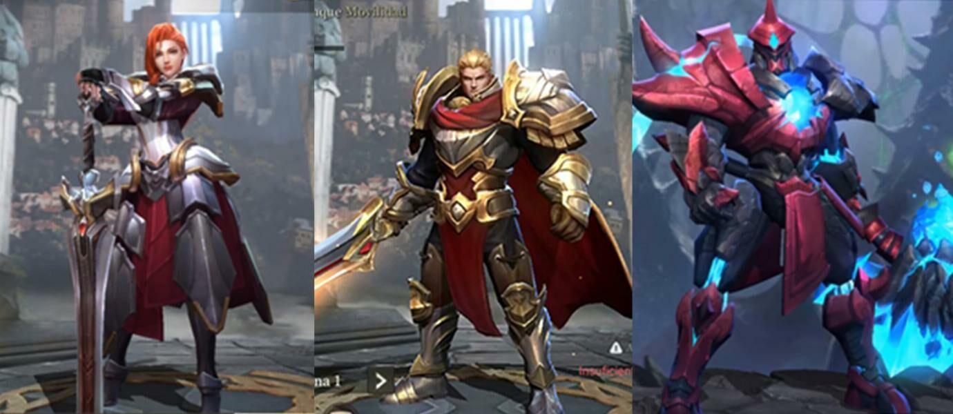 Keren 3 Hero Warrior Ini Saling Berhubungan Dengan Thane Di Arena