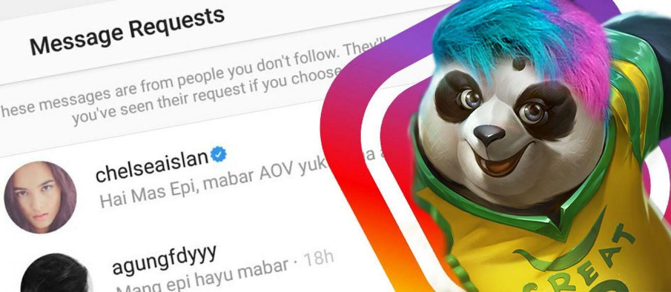 Prank Kekinian: Cara Membuat DM Instagram dari Artis!