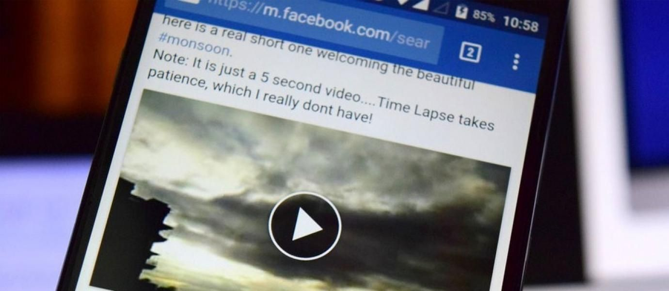 Cara Download Video di Facebook Tanpa Aplikasi Tambahan