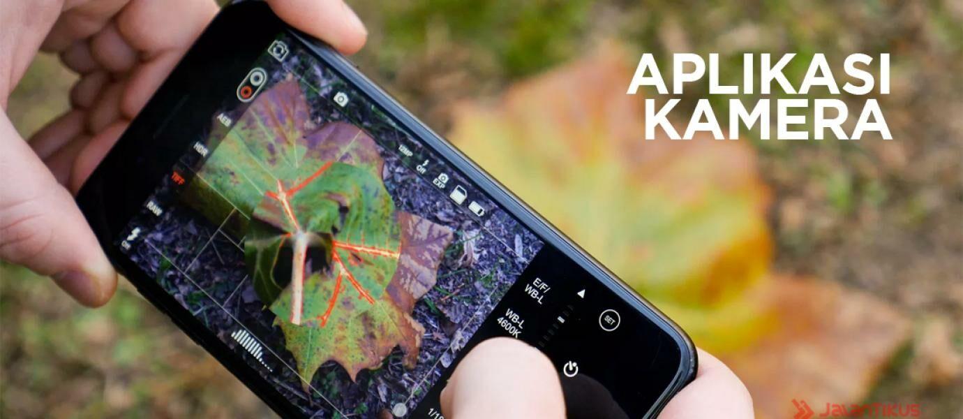 17 Aplikasi Kamera Terbaik Android Tahun 2018