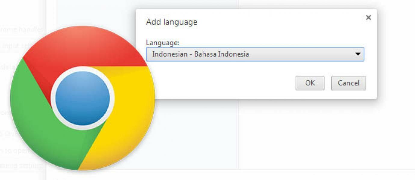 Cara Mengubah Bahasa di Google Chrome