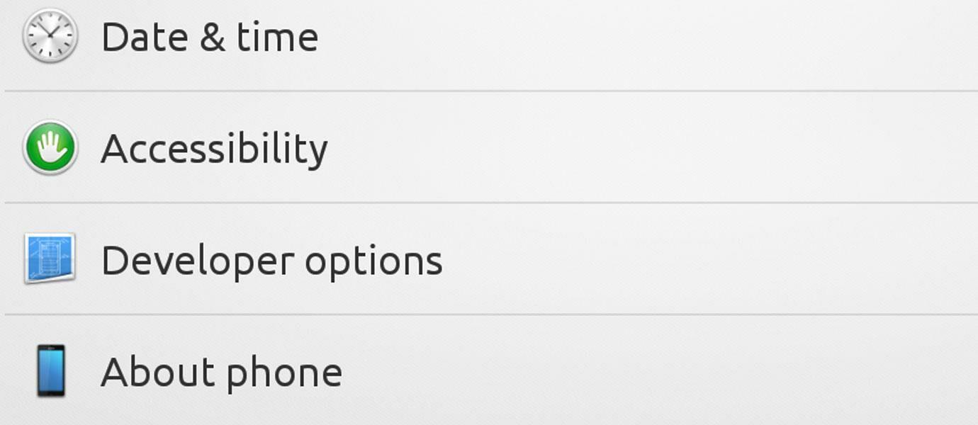 Cara Memunculkan Developer Options di Android