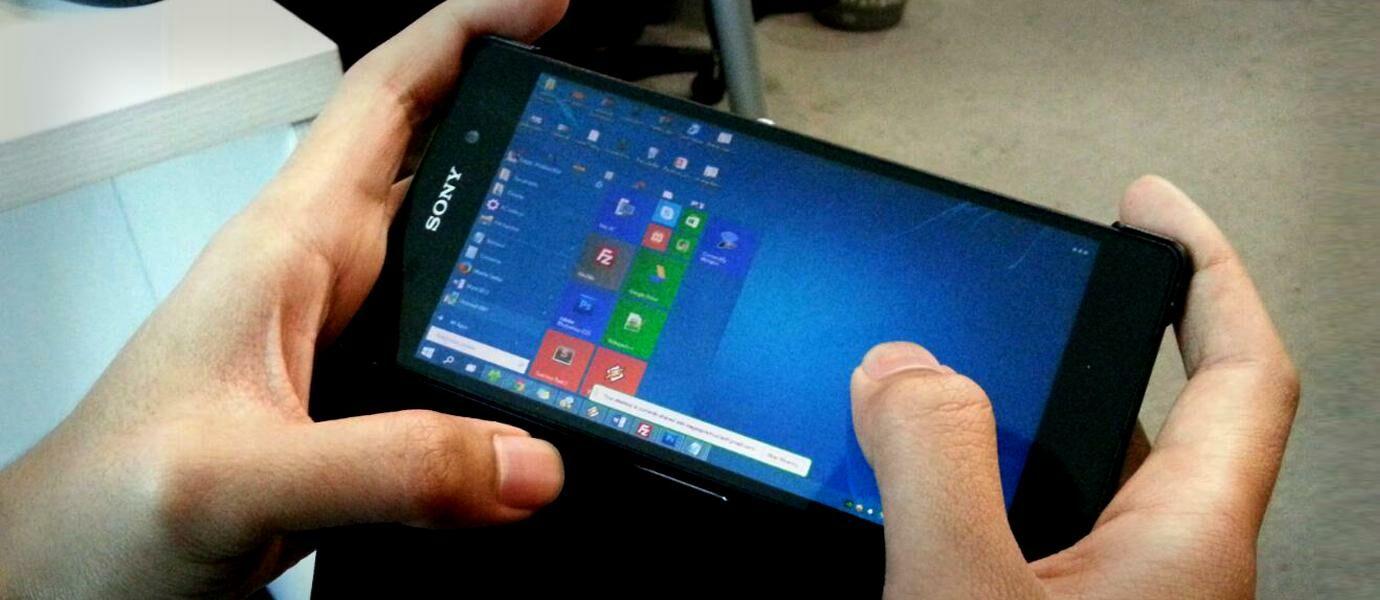 Cara Remote Komputer Menggunakan Smartphone Android