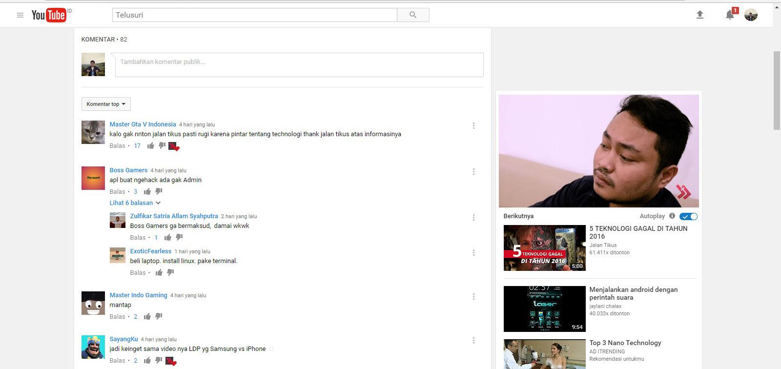 cara-nonton-youtube-sambil-baca-komentar-4