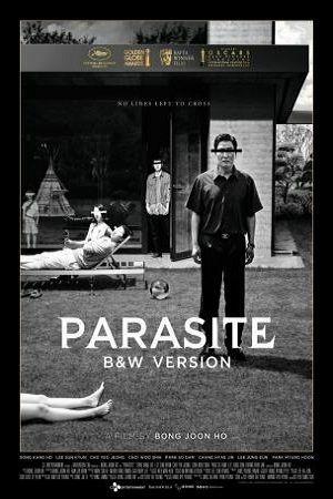 Parasite (B&W Version)