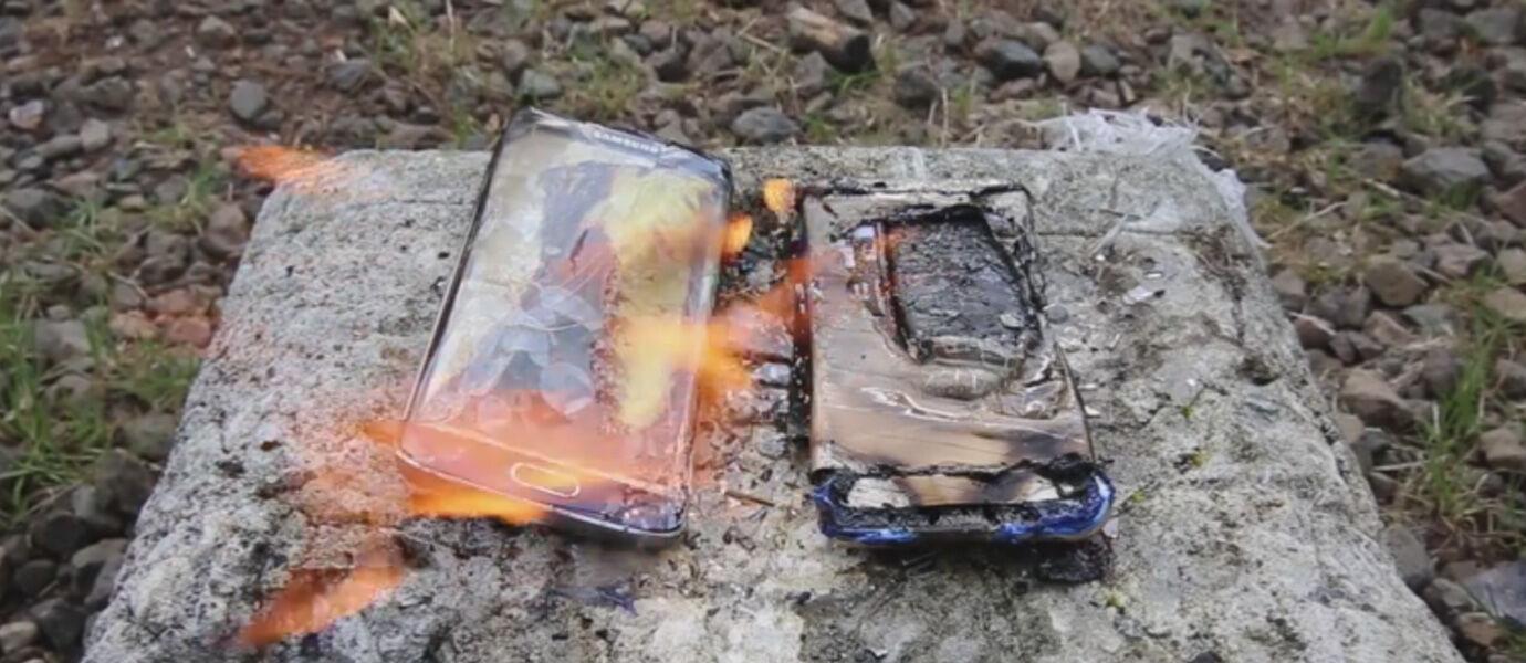 Video: Uji Bakar Samsung Galaxy S6 vs iPhone 6, Mana yang Lebih Kuat?