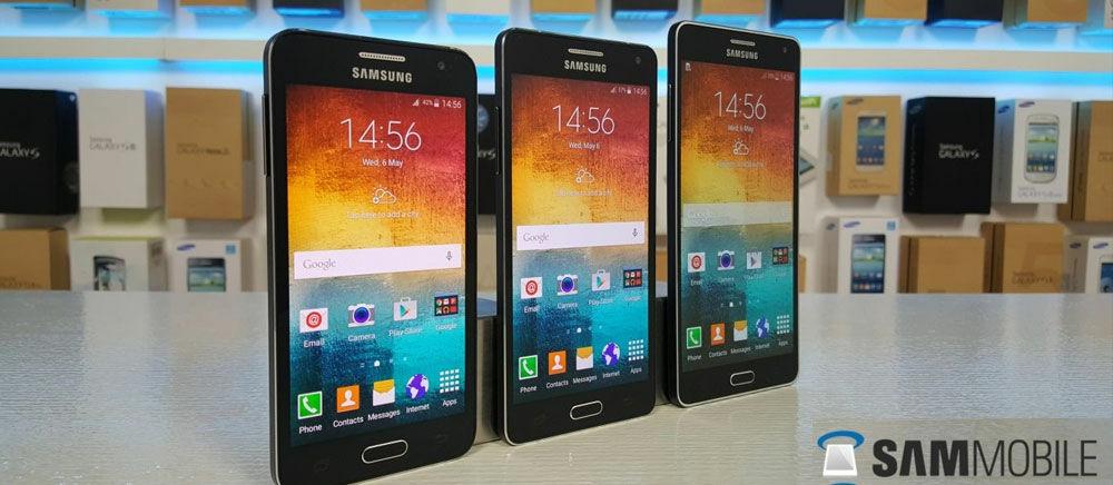 Samsung Galaxy A8 Gunakan Layar 5,5 Inci Full HD