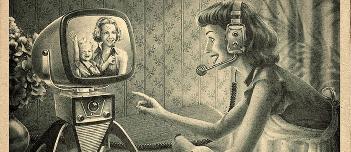 Ternyata Media Sosial Sudah Ada Sejak Era Tahun '70an