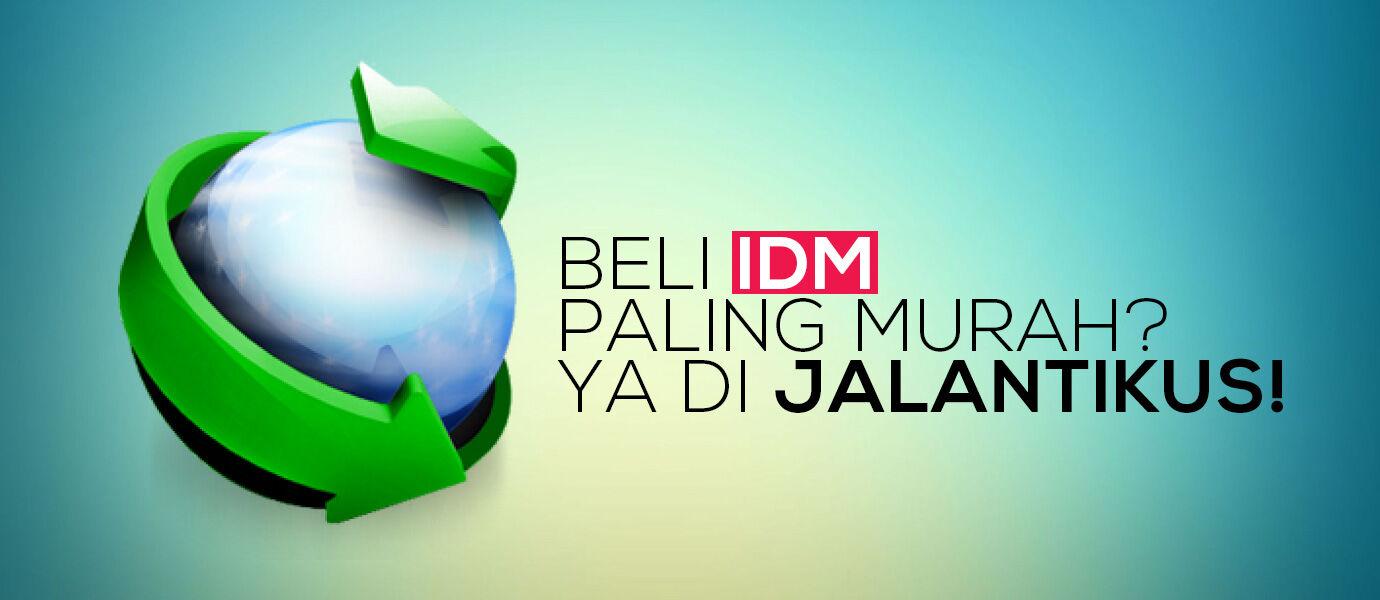 JalanTikus Resmi Jadi Reseller IDM Termurah di Indonesia