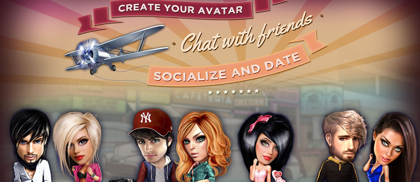 Galaxy Chat & Play, Chatting sambil Main Game Online