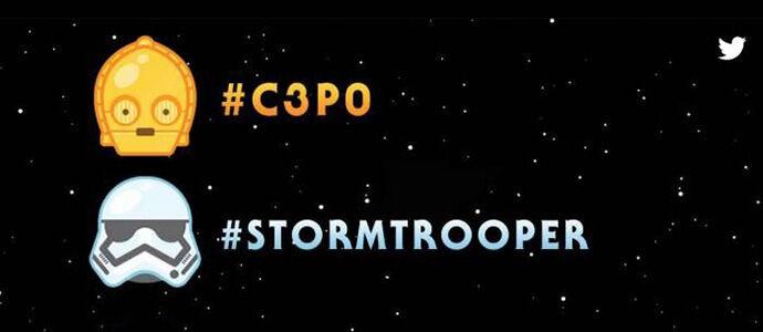 Twitter Meluncurkan Emoji Spesial Bagi Kamu Fans Berat Star Wars