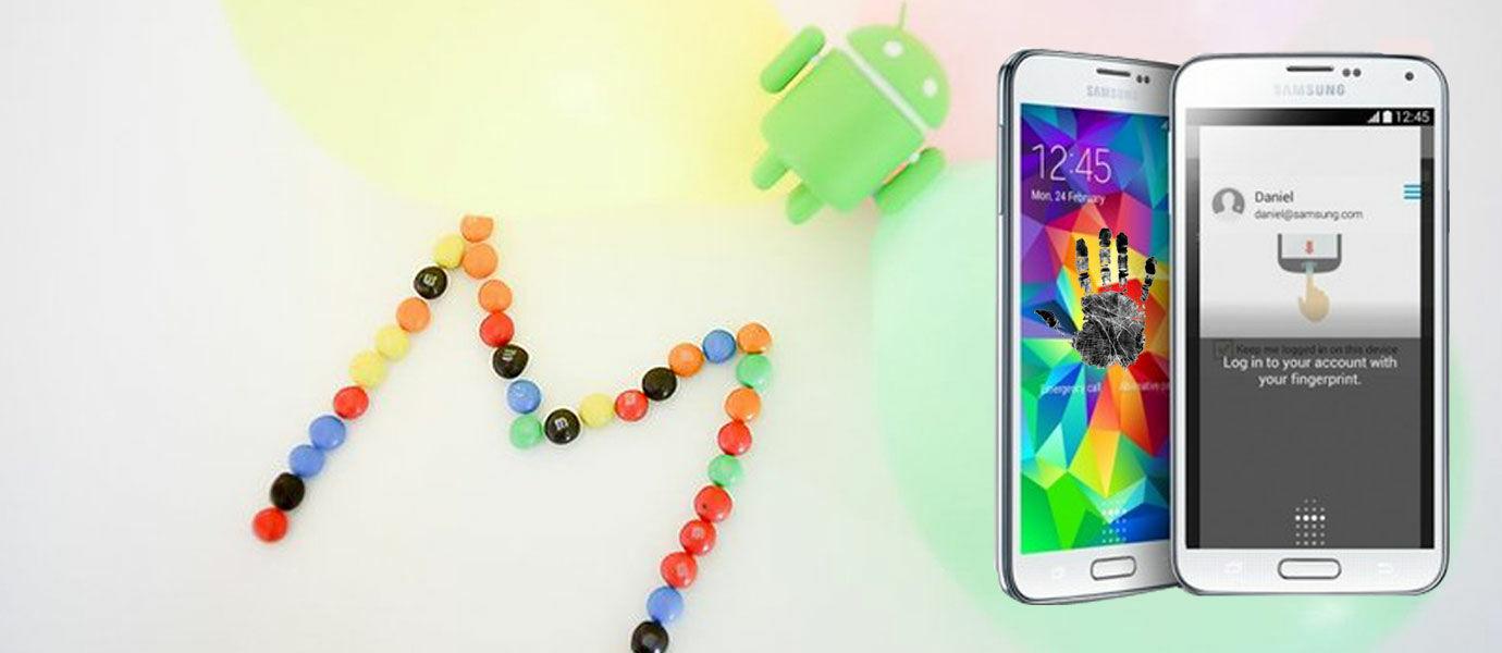 Versi Terbaru Android Kini Mendukung Fitur Pengenalan Sidik Jari