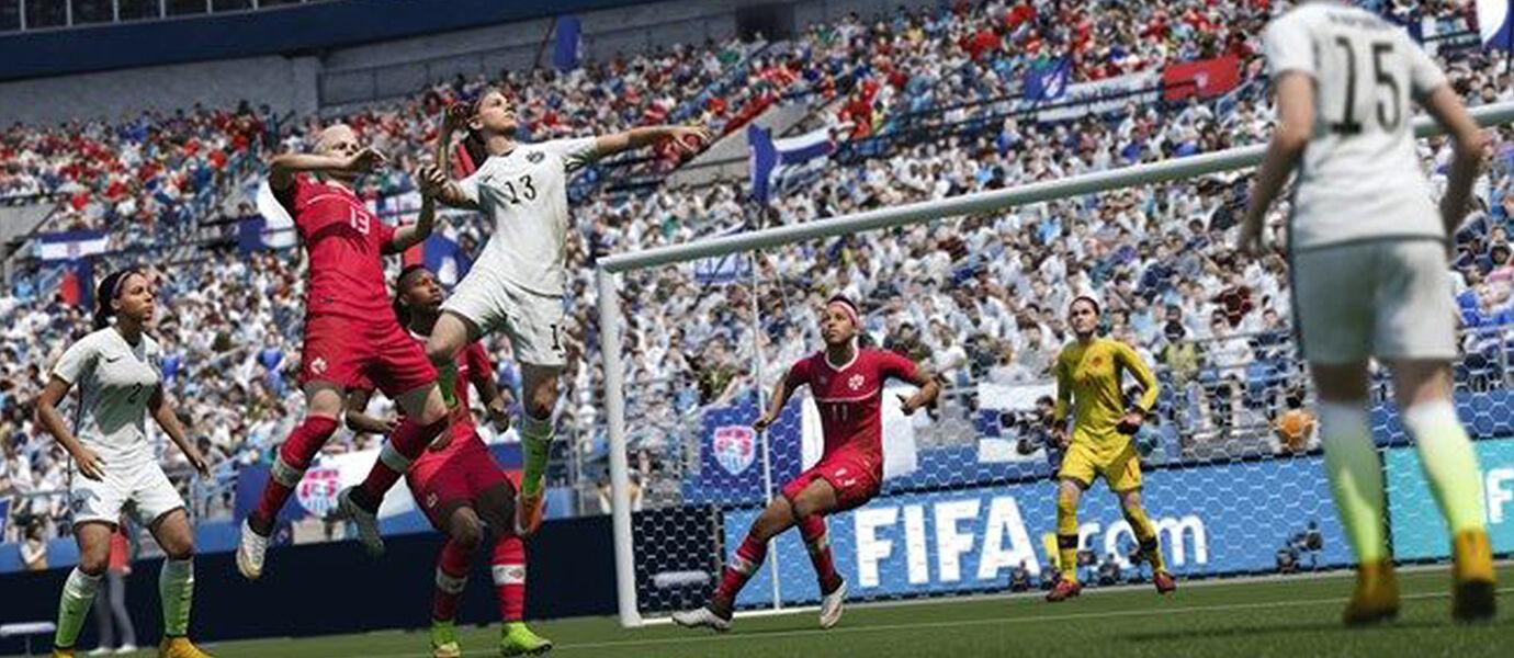 Tim Wanita Akhirnya Hadir di FIFA 16