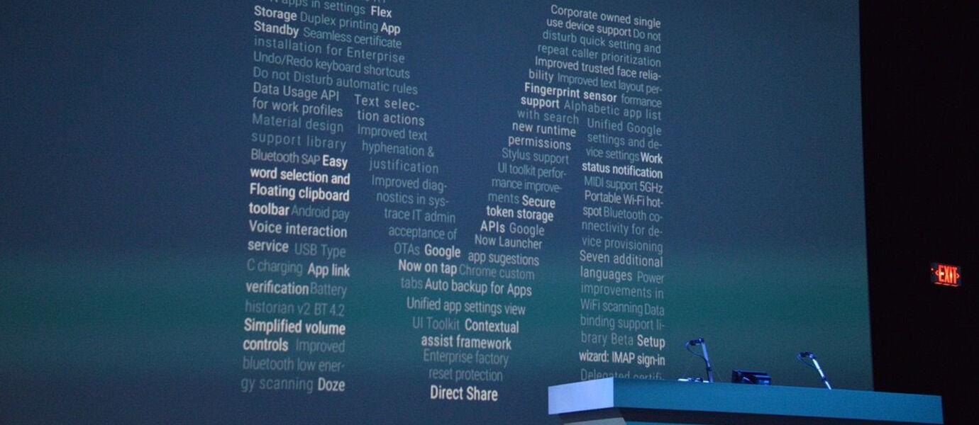 Pengaturan Android M, Bisa Pilih Tema Dark atau Light