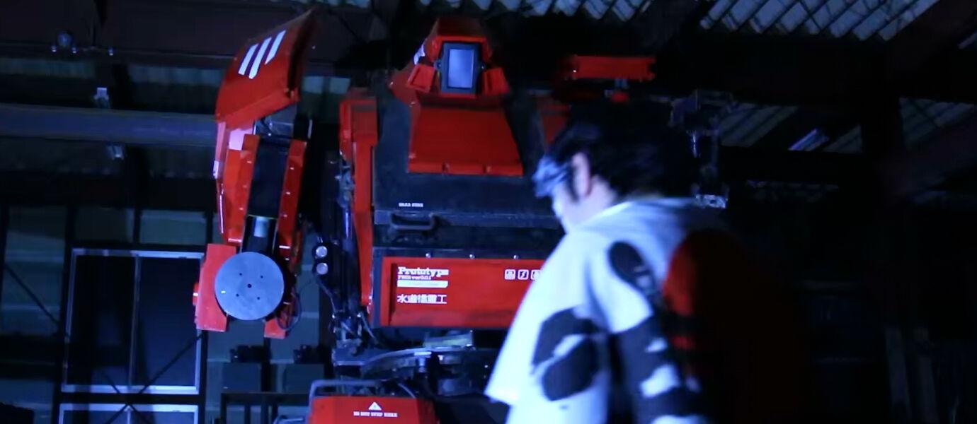 Perang Robot Semakin Dekat! Jepang TERIMA TANTANGAN Amerika untuk Berduel!