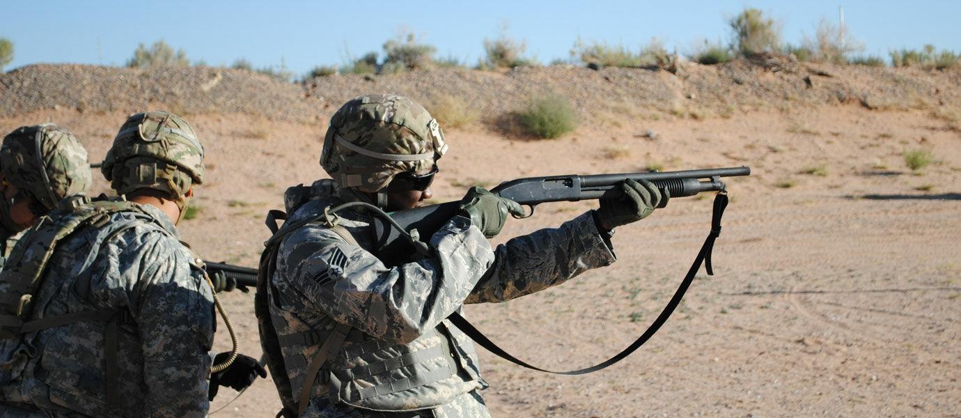 Senjata Api Palsu Ini Dibuat Militer Amerika Hanya Untuk Menakut-nakuti Orang!