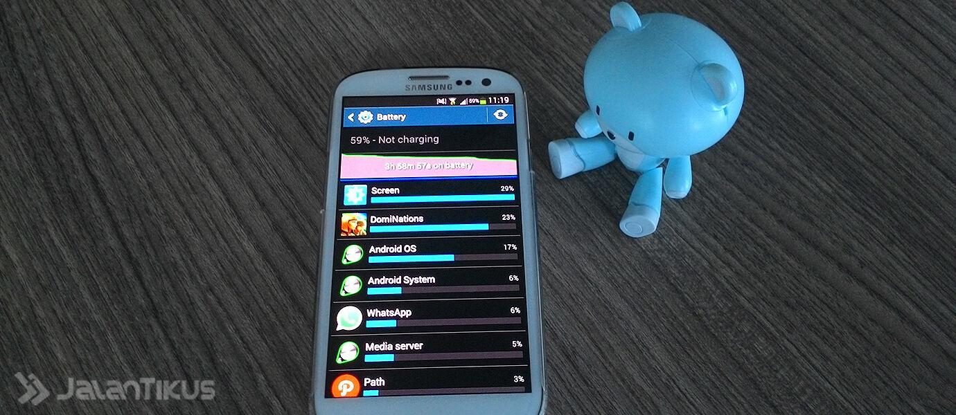 3 Fitur yang Menghabiskan Baterai Smartphone Tanpa Kamu Sadari