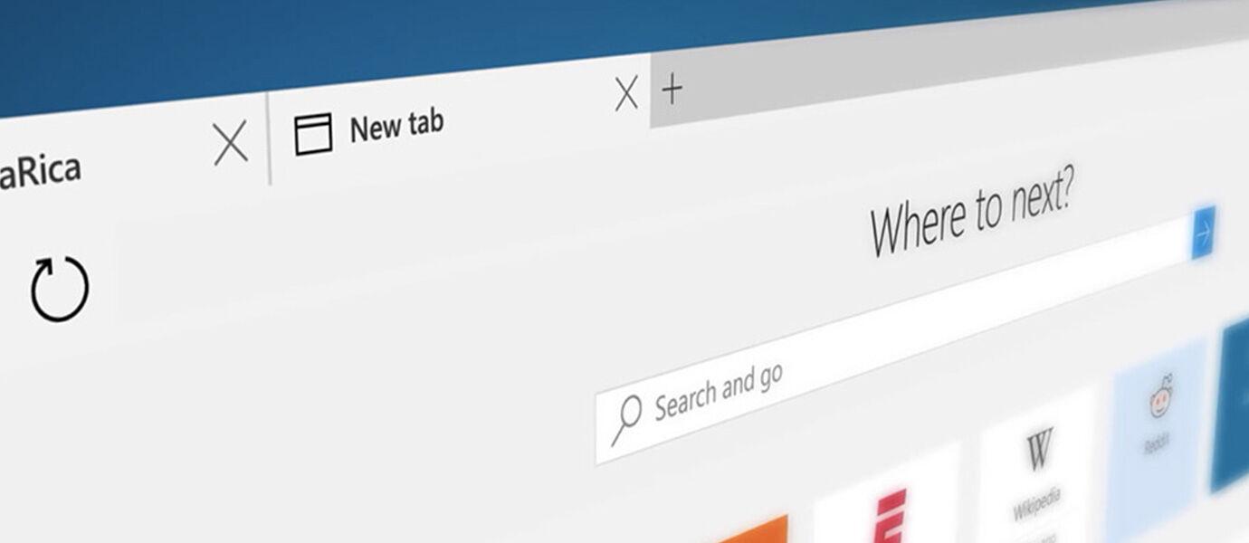 Mengenal Browser Microsoft Edge, Pengganti IE di Windows 10
