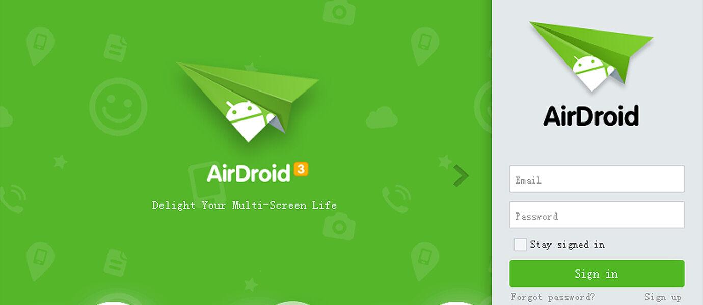 Cara Install AirDroid Desktop di PC
