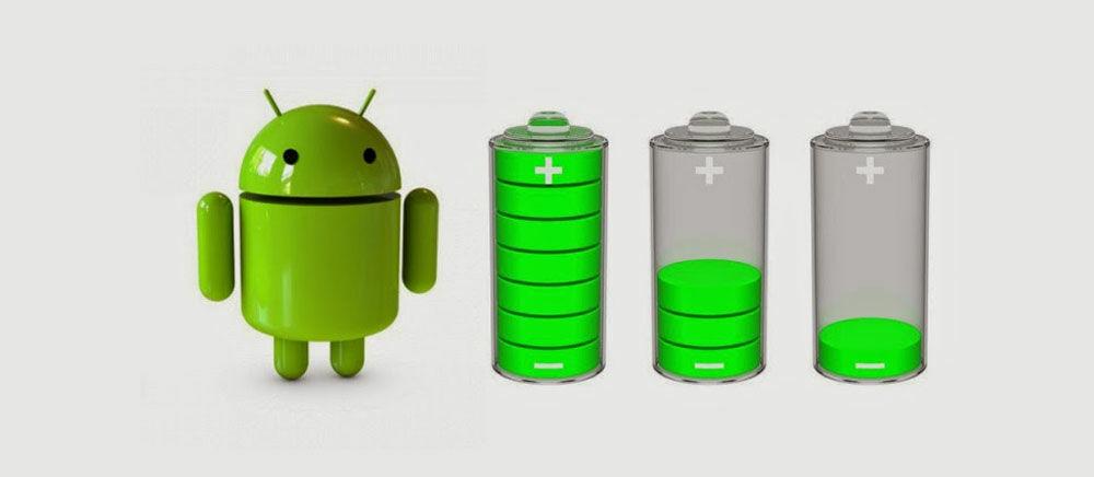 7 HP Android dengan Kapasitas Baterai Besar di Pertengahan 2015