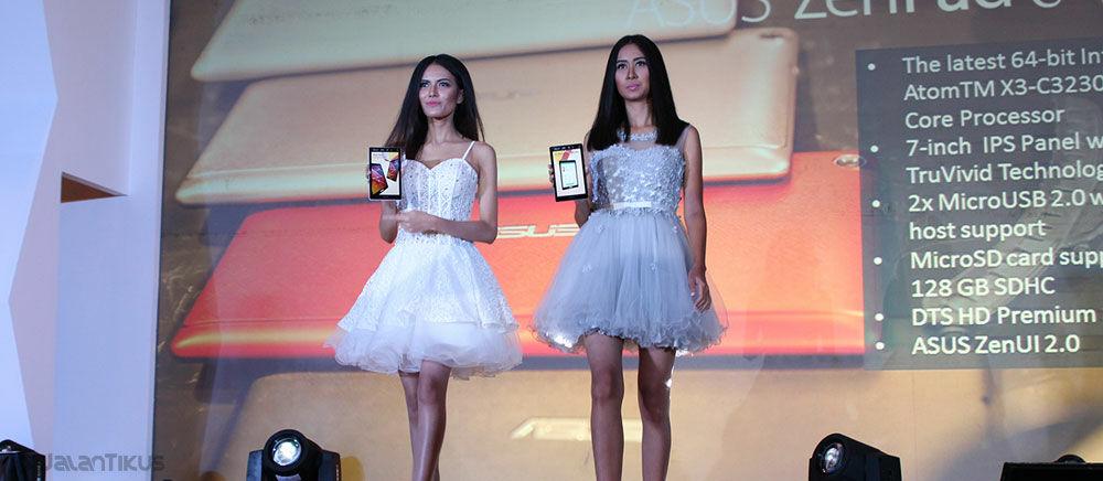 Duo Tablet Murah Asus ZenPad 7.0 Gunakan Prosesor Intel Terbaru, Inilah Harganya