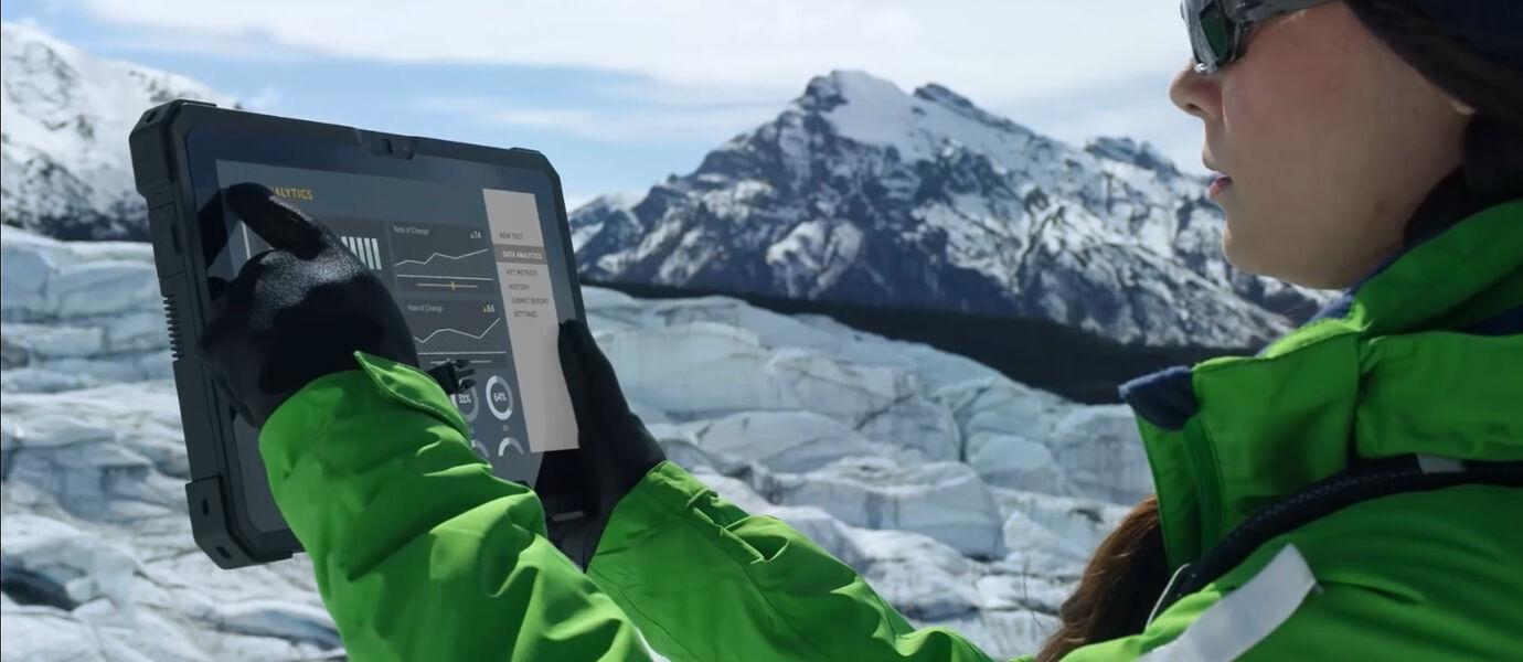 Dell Latitude 12 Rugged, Tablet Keren Buat Kamu yang Hidupnya Ekstrim