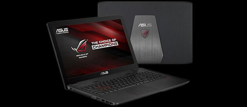 ASUS ROG GL552JX, Notebook Gaming Perkasa buat Gamer Sejati dengan Dana Terbatas
