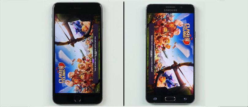 Video: Adu Cepat Galaxy Note 5 vs. iPhone 6s Plus! Siapa Jawaranya?